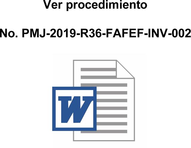 PMJ-2019-R36-FAFEF-INV-002